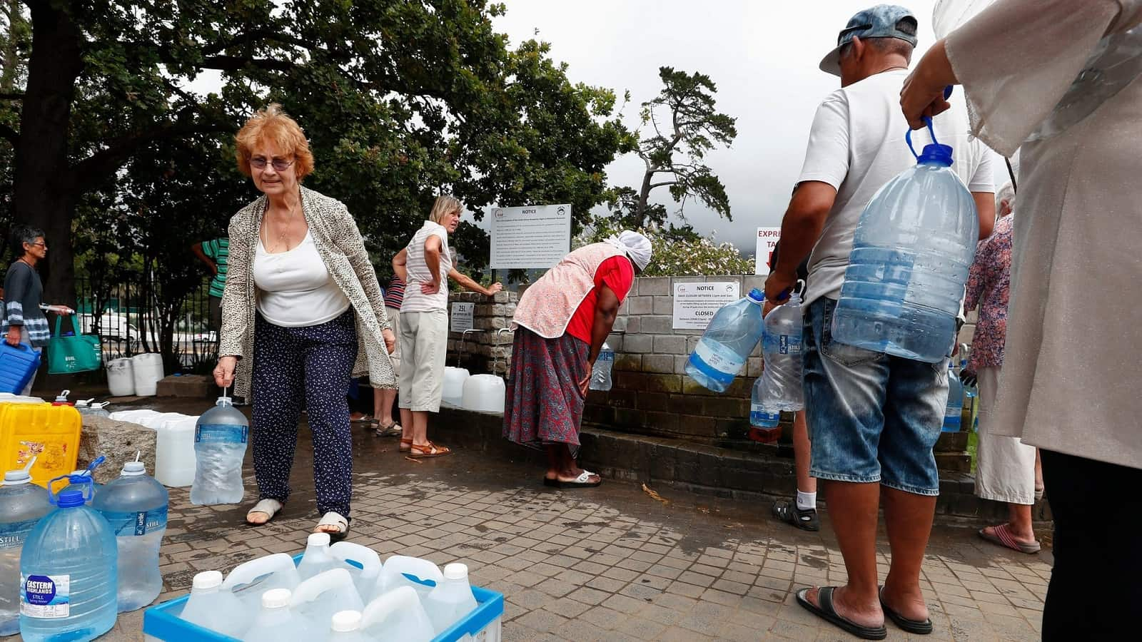 Day Zero: Cape Town's Water Crisis