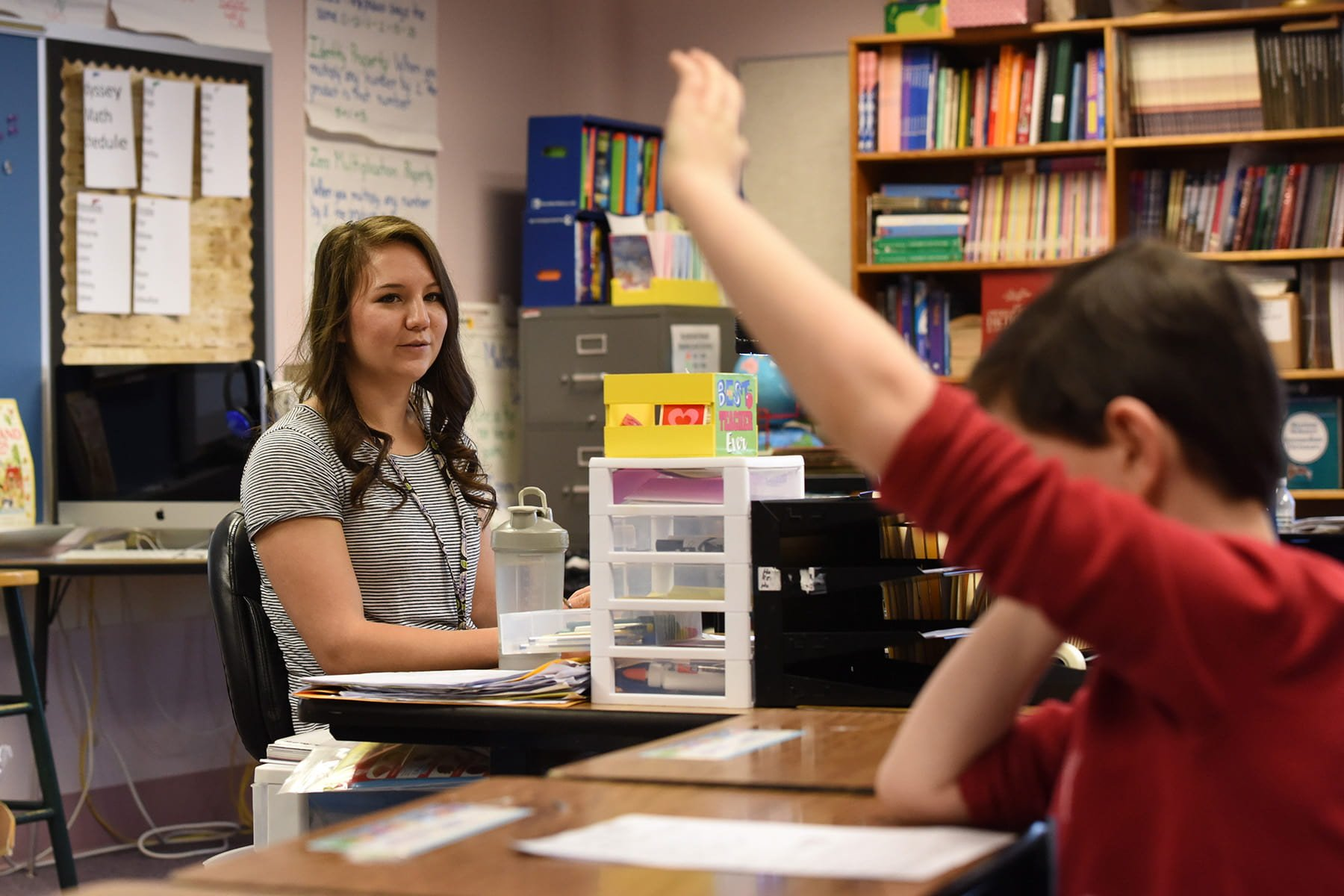 What It Is Really Like to be a Teacher