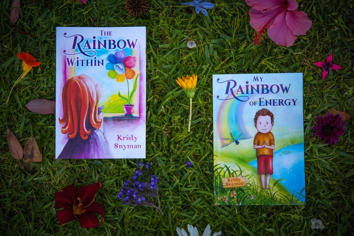 'The Rainbow Within' and 'My Rainbow of Energy